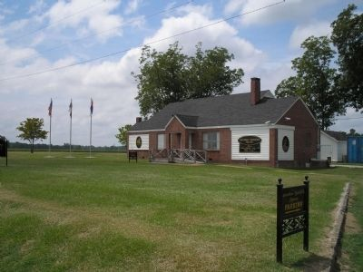 Averasboro Battlefield Museum Photo, Click for full size