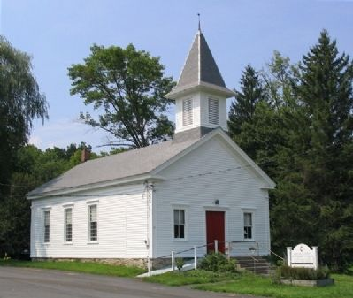 Holmes United Methodist Church Photo, Click for full size