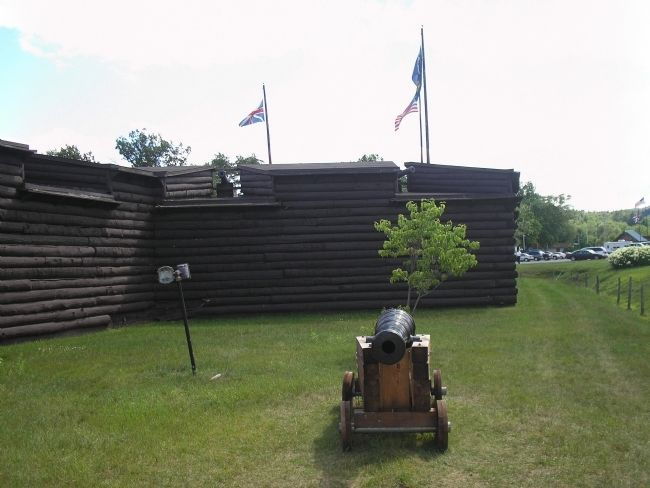 Fort William Henry image. Click for full size.