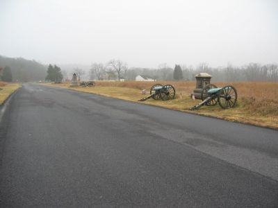 2nd Connecticut Light Battery Position Photo, Click for full size