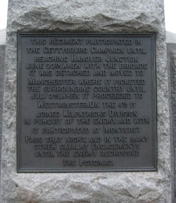 Plaque on Back Photo, Click for full size