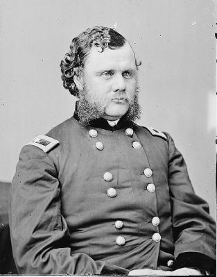 Brigadier General Robert O. Tyler image, Click for more information