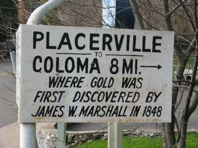 Placerville to Coloma image. Click for full size.
