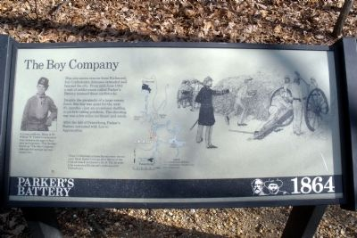 The Boy Company Marker image. Click for full size.