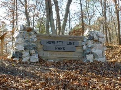 Howlett Line Park Photo, Click for full size
