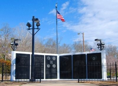 Greenville County Vietnam Veterans Memorial Photo, Click for full size