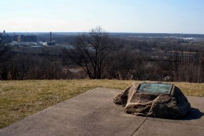 View downriver from the Chimborazo Hospital Marker Photo, Click for full size