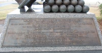 Left Side Plaque Photo, Click for full size
