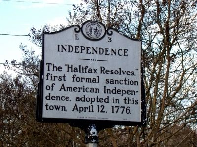 Independence Marker image. Click for full size.