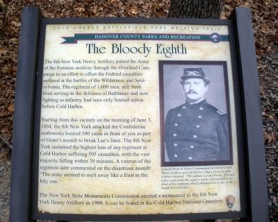 The Bloody Eighth Marker image. Click for full size.