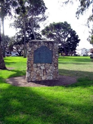 Site of Benicia Seminary Marker image. Click for full size.