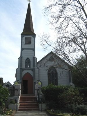 Saint Paul's Episcopal Church image. Click for more information.