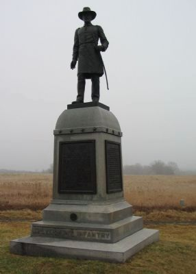 13th Vermont Volunteer Infantry Monument image. Click for full size.