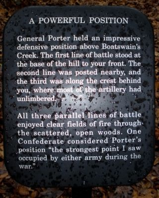 A Powerful Postion Marker Photo, Click for full size