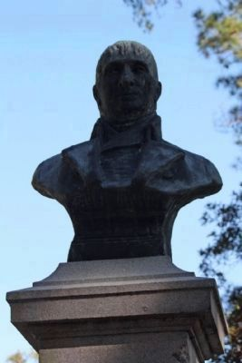Close-up of the Heyward Bust image. Click for full size.