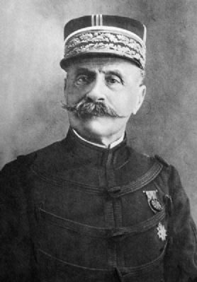 Marshal Ferdinand Foch<br>2 October 1851 &#8211; 20 March 1929 image. Click for full size.