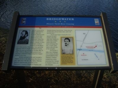 Bridgewater Marker Photo, Click for full size