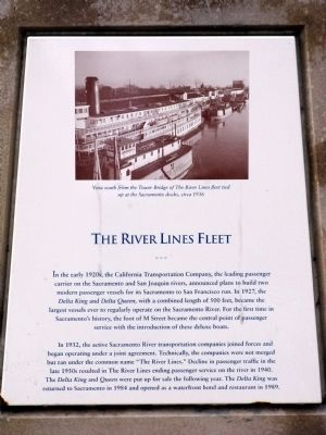 The River Lines Fleet Marker image. Click for full size.