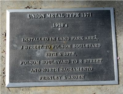 Union Metal Type 1571 image. Click for full size.