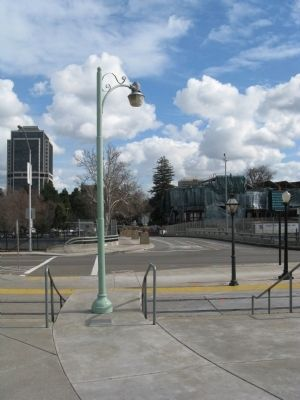 """Sacramento Pole"" image. Click for full size."