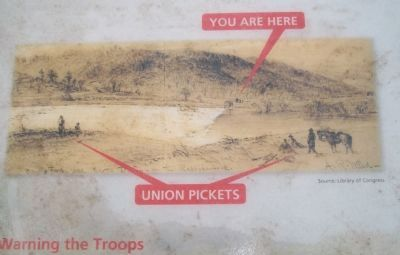 Union Pickets image. Click for full size.