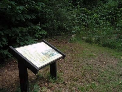 Marker at Endview Photo, Click for full size