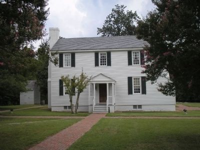Endview Plantation House Photo, Click for full size