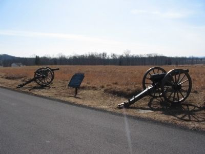 2nd Battery New Jersey Light Artillery Battery Photo, Click for full size