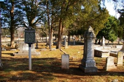 William Root Marker and Grave Photo, Click for full size