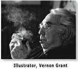 Vernon Grant Photo, Click for full size