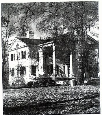 Tanglewood Mansion image. Click for full size.