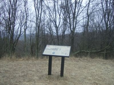 The Battle of McDowell Marker Photo, Click for full size