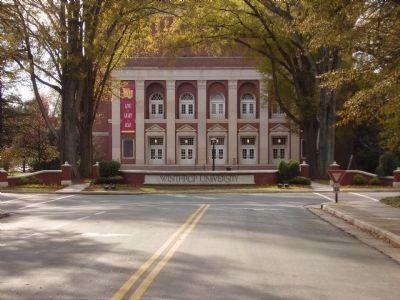 Winthrop College image. Click for full size.