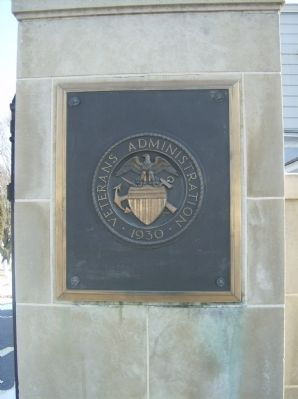Entrance plaque, Staunton National Cemeter Photo, Click for full size