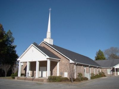 Mount Tabor Baptist Church image. Click for full size.