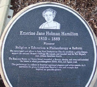 Emerine Hamilton