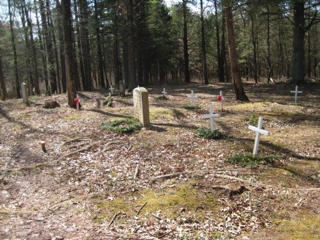 Lamington Black Cemetery Photo, Click for full size