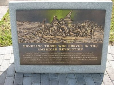 American Revolution Marker Photo, Click for full size
