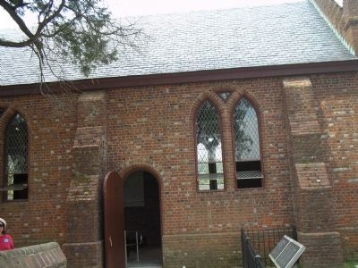 Jamestown Church Photo, Click for full size