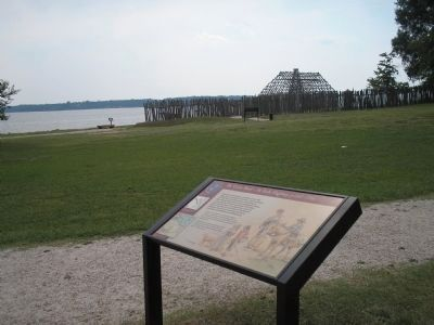 Jamestown Marker Photo, Click for full size