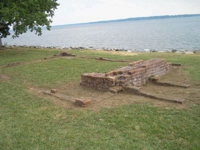 Ruins of the Talbott/Marable House image. Click for full size.