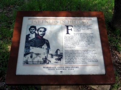 Partners In History Marker Photo, Click for full size