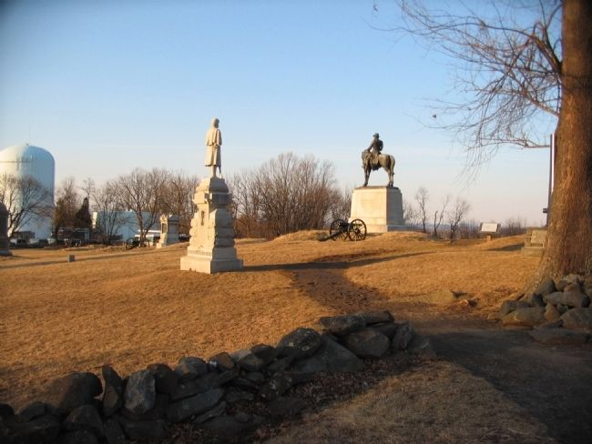 7th West Virginia Infantry Monument Photo, Click for full size