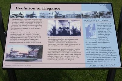 Evolution of Elegance Marker image. Click for full size.