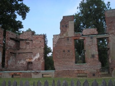 Ruins of the Ambler House image. Click for full size.