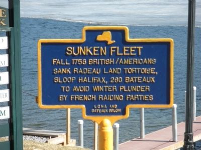 Sunken Fleet Marker image. Click for full size.