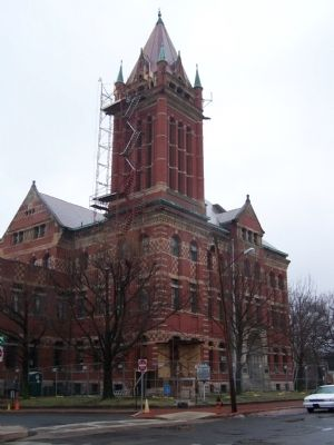 Allegany County Court House image. Click for full size.