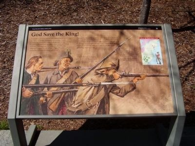 God Save the King! Marker Photo, Click for full size
