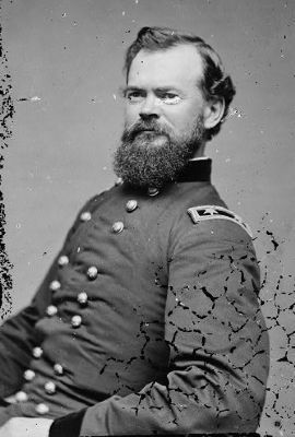 Major General James B. McPherson image. Click for more information.