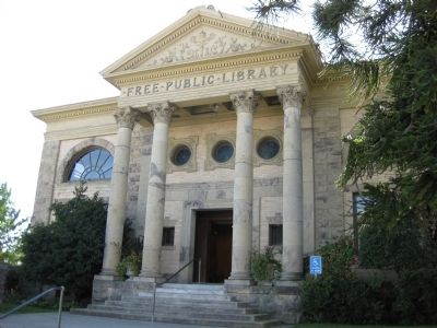 Petaluma Historical Library and Museum Photo, Click for full size